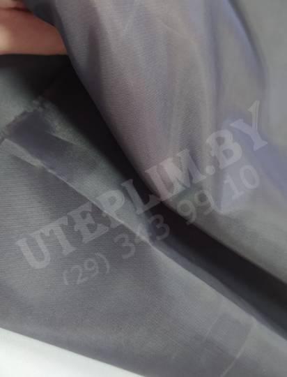 таффета 190т - т.серый 18-3905