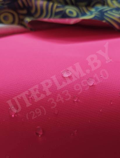 неоновый розовый 930