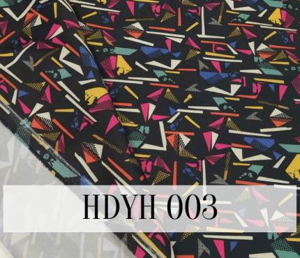 600д - HDYH 003