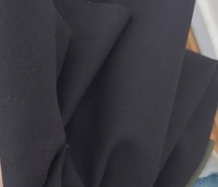 Канвас - черный