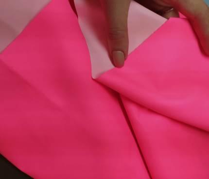 неоновый розовый