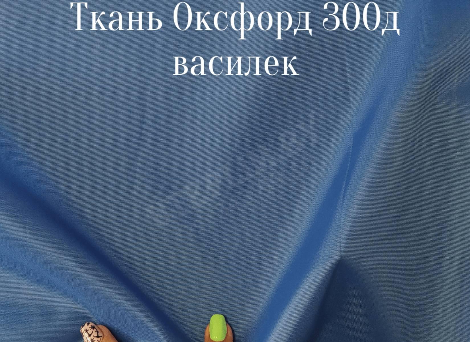 300д - василек