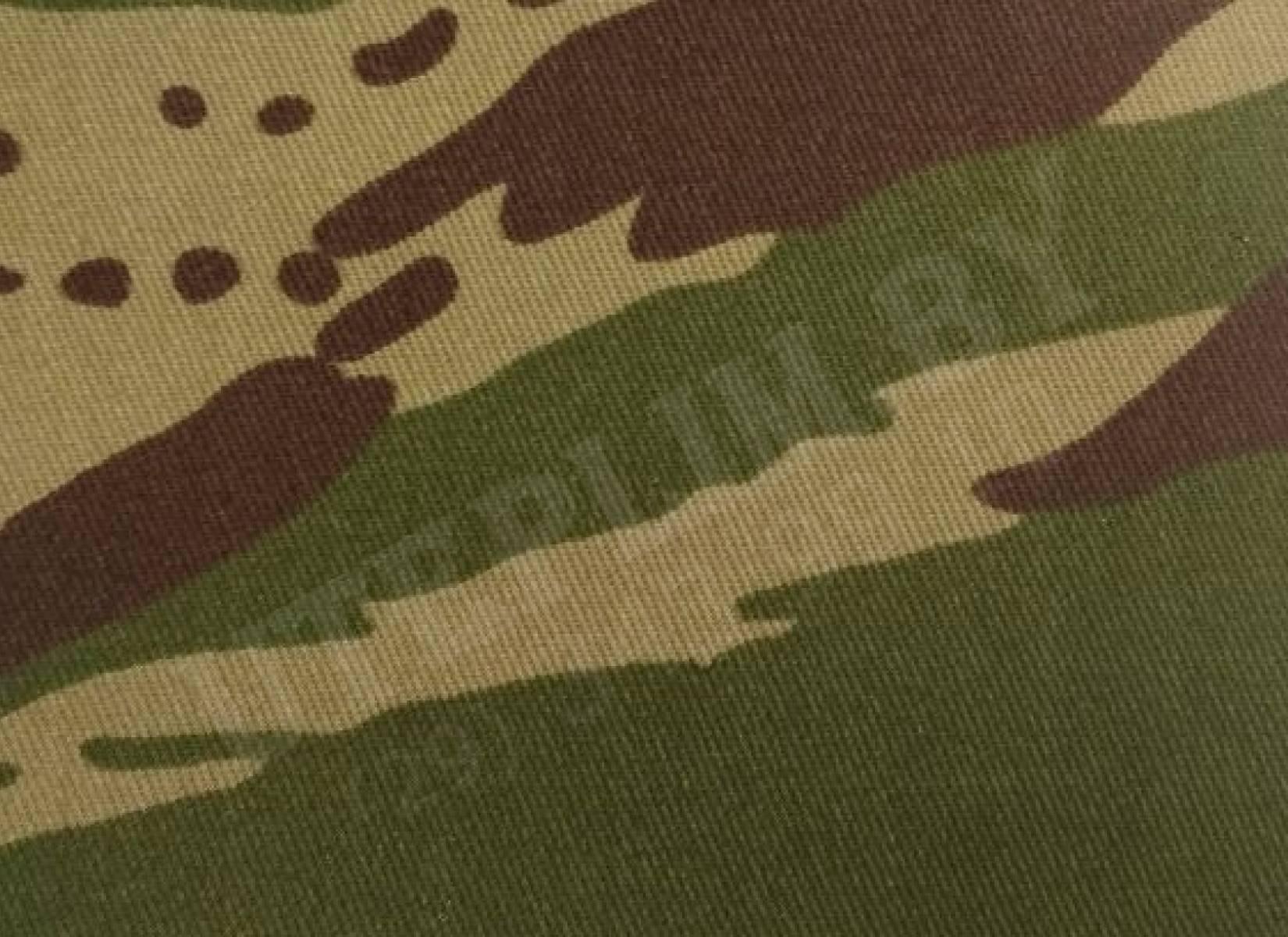 Ткань темп зеленый камыш