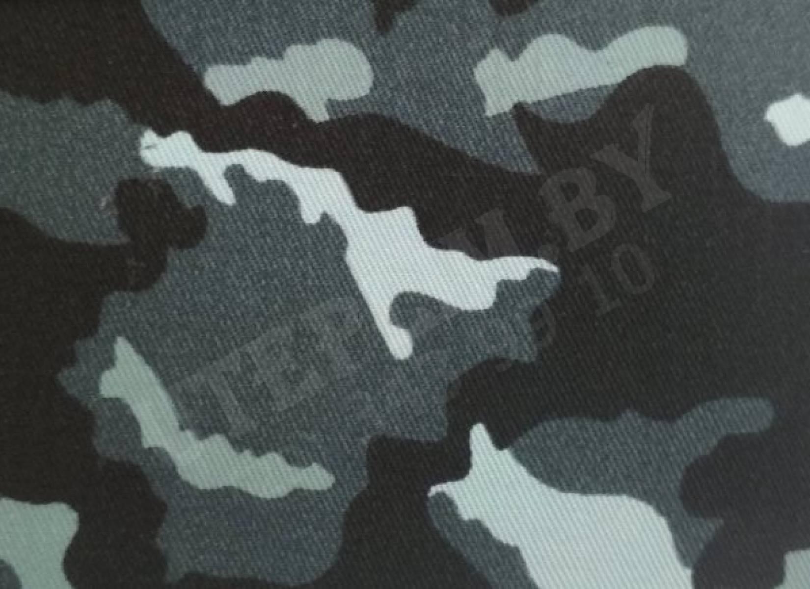 Ткань темп серый город