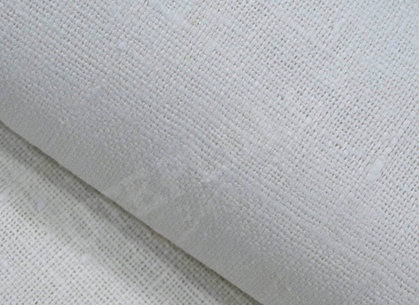 Мешковина белая