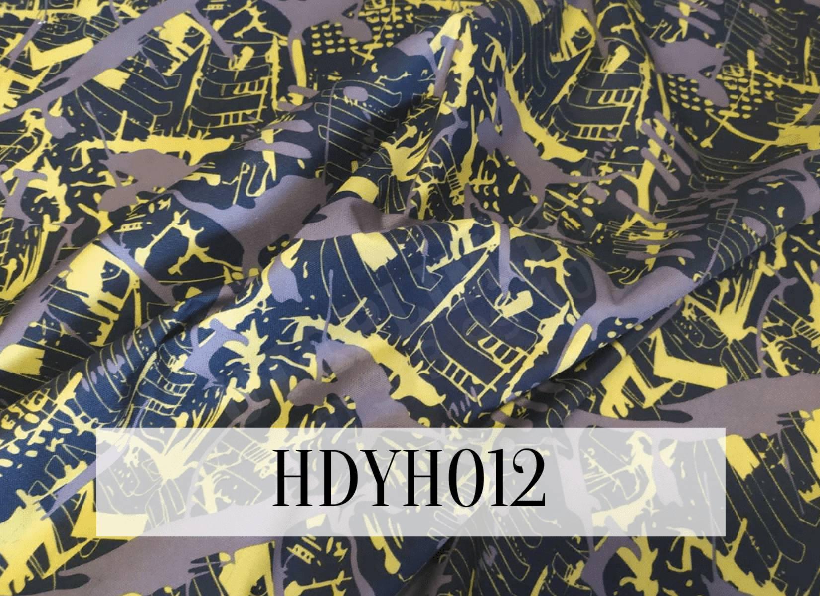 600д - HDYH 012