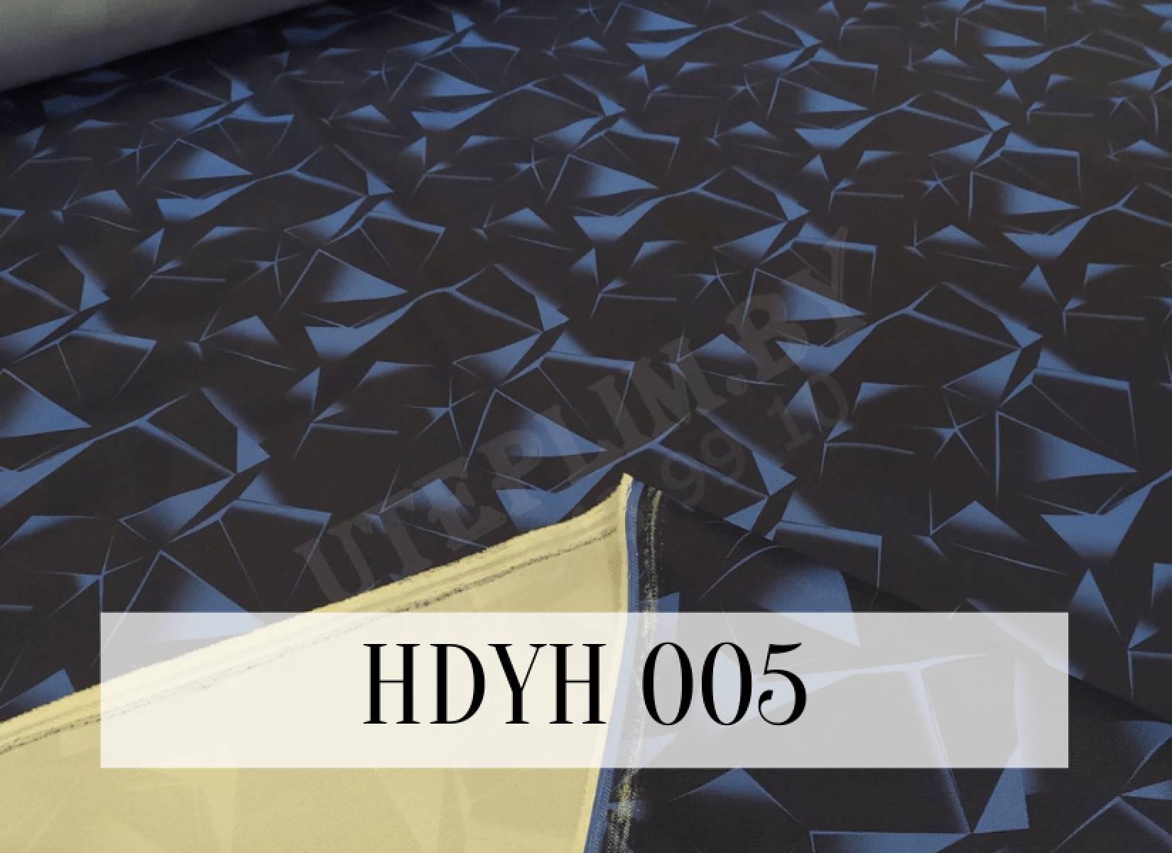 600д - HDYH 005