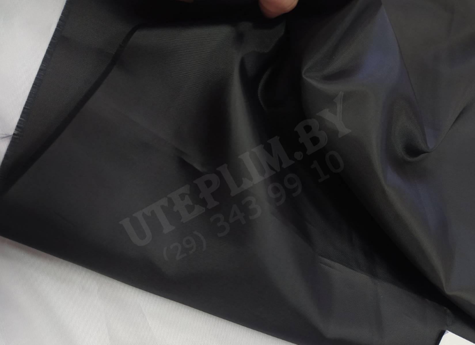 таффета 190т - черный